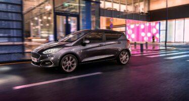 Το Ford Fiesta τώρα και υβριδικό μαζί με νέες τεχνολογίες