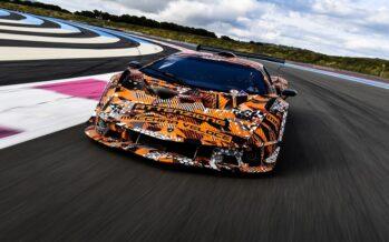 Νέα Lamborghini SCV12: Με τον ισχυρότερο ατμοσφαιρικό κινητήρα (video)