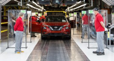 Το Nissan Juke που έσπασε την καραντίνα