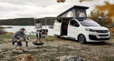 Τροχόσπιτο της Opel για διακοπές μακριά από συνωστισμό σε τουριστικά μέρη