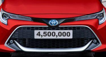 Τι σημαίνει αυτός ο αριθμός στην πινακίδα της Toyota Corolla;