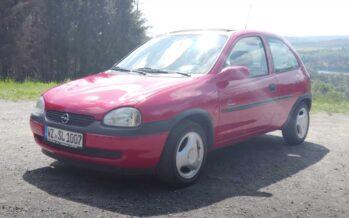 Opel Corsa του 1993 φτάνει τα 160 χλμ./ώρα! (video)