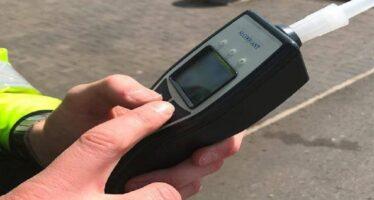 Οδήγηση υπό την επήρεια αλκοόλ-471 παραβάσεις