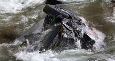 Καταδίωξη κατέληξε σε βουτιά στον Ειρηνικό Ωκεανό (video)