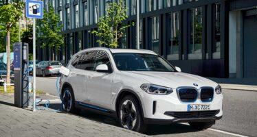 Αυτό είναι το πρώτο ηλεκτρικό SUV της BMW (video)
