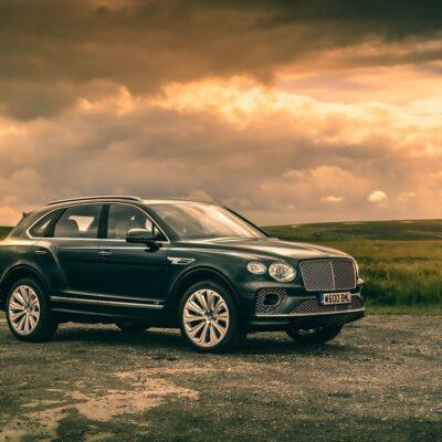 Bentley Bentayga (3)