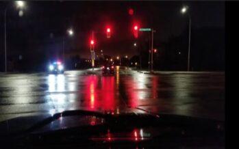 Ford Focus ST «συλλαμβάνεται» επειδή πέρασε με κόκκινο φανάρι (video)