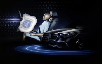 Ποιο αυτοκίνητο θα είναι το πρώτο με αερόσακους για τους πίσω επιβάτες;