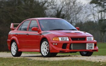 Επέτειος 20 ετών για το Mitsubishi Lancer Evolution