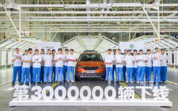 """Τρία εκατομμύρια Skoda """"made in China"""""""