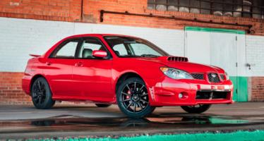 Πωλείται Subaru WRX που έχει εμφανιστεί σε ταινία