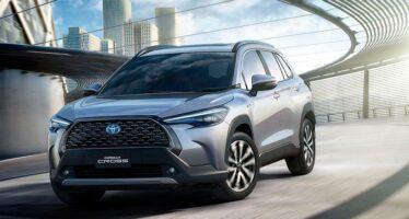 H Toyota Corolla μετατράπηκε σε SUV! (video)