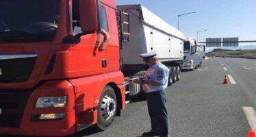 Απαγόρευση κυκλοφορίας φορτηγών το Δεκαπενταύγουστο