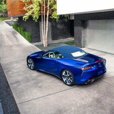 Lexus LC 500 Convertible Regatta Edition (1)