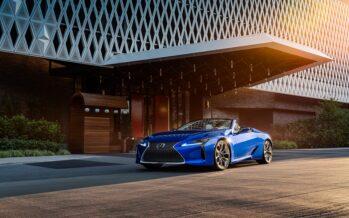 Το ιδανικό Lexus για όσους έχουν πολυτελή θαλαμηγό