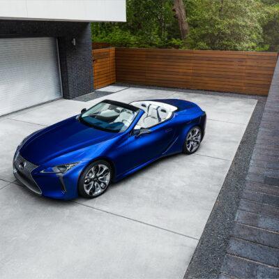 Lexus LC 500 Convertible Regatta Edition (2)