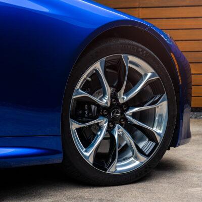 Lexus LC 500 Convertible Regatta Edition (5)