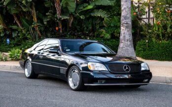 Πωλείται η Mercedes του Μάικλ Τζόρνταν