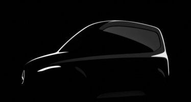 H νέα Mercedes T-Class απευθύνεται σε όσους μεταφέρουν πολλούς επιβάτες