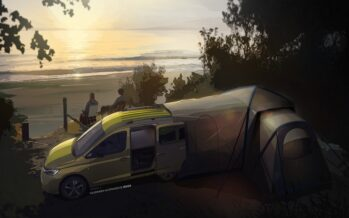 Κοιμηθείτε κάτω από τα αστέρια μέσα στο νέο Volkswagen Caddy Beach