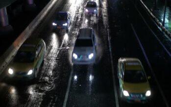 Έκτακτα μέτρα σε αυτοκινητόδρομους λόγω του κυκλώνα «Ιανός»