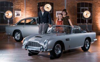 Μια Aston Martin για παιδιά και γονείς με πολύ χοντρό πορτοφόλι (video)