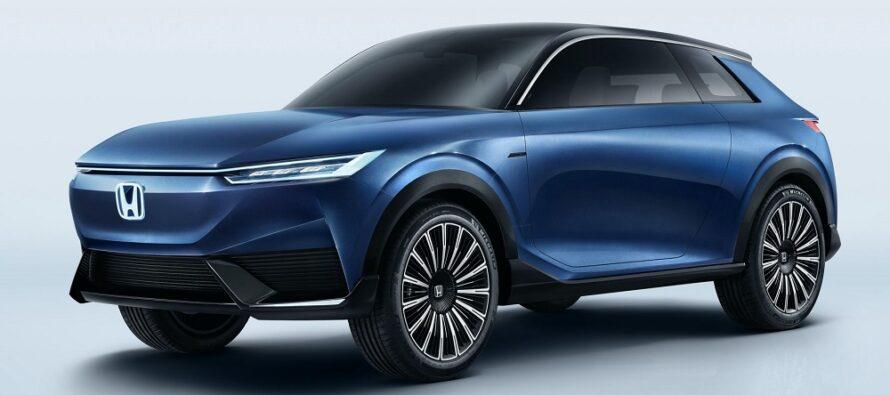 Τι προμηνύει το νέο Honda SUV e:concept;