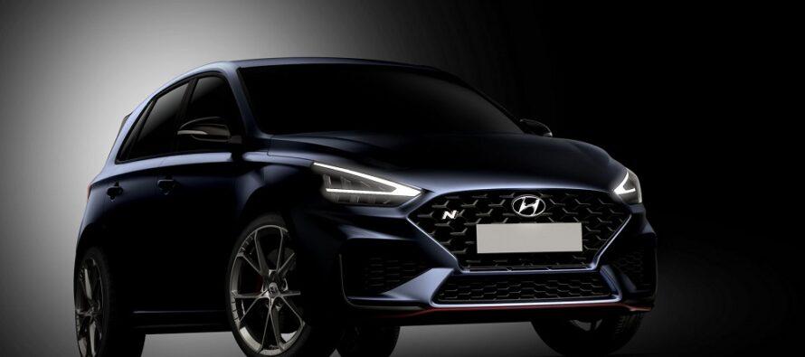 Πιο άγριο το Hyundai i30N και για πρώτη φορά με αυτόματο κιβώτιο ταχυτήτων