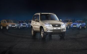Lada: Μείωση πωλήσεων τον Αύγουστο