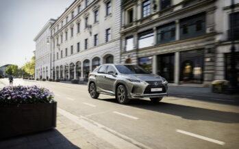 Το νέο Lexus RX Sport θα πωλείται μόνο για ένα χρόνο