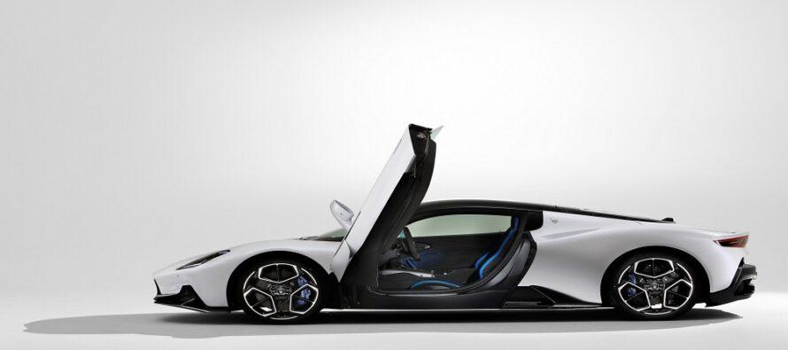 Με 630 ίππους η νέα Maserati MC20 (video)