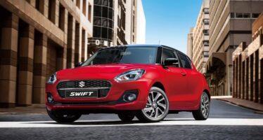 Το Suzuki Swift ανανεώθηκε με το γάντι