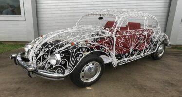 Ένα Volkswagen Beetle για τη Σταχτοπούτα