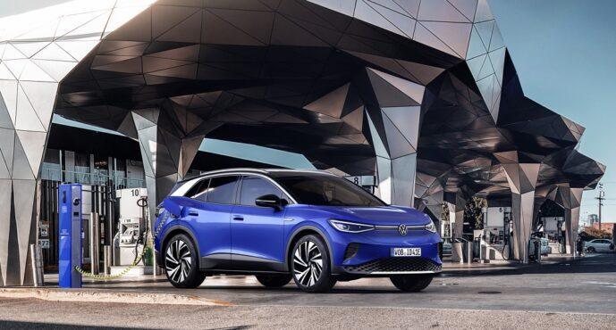 Το πρώτο SUV της Volkswagen που κινείται αποκλειστικά με ρεύμα (video)