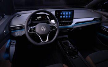 Νέο Volkswagen ID.4: Οικολογικό, ευρύχωρο και hi-tech εσωτερικό