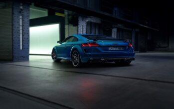 Νέο Audi TT S Line Competition Plus: Φλογερό σε κάθε του χιλιοστό
