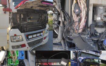 Με «πειραγμένο» ταχογράφο εντοπίστηκαν 52 φορτηγά