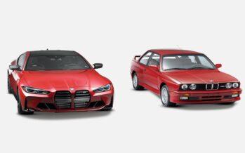 BMW Μ3 και Μ4: Τις χωρίζουν 31 χρόνια όμως κάπως συνδέονται