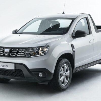 Dacia Duster pickup (2)