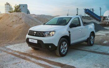 Έτοιμη για φόρτωμα η καρότσα του Dacia Duster
