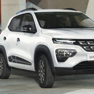 Dacia Spring (1)