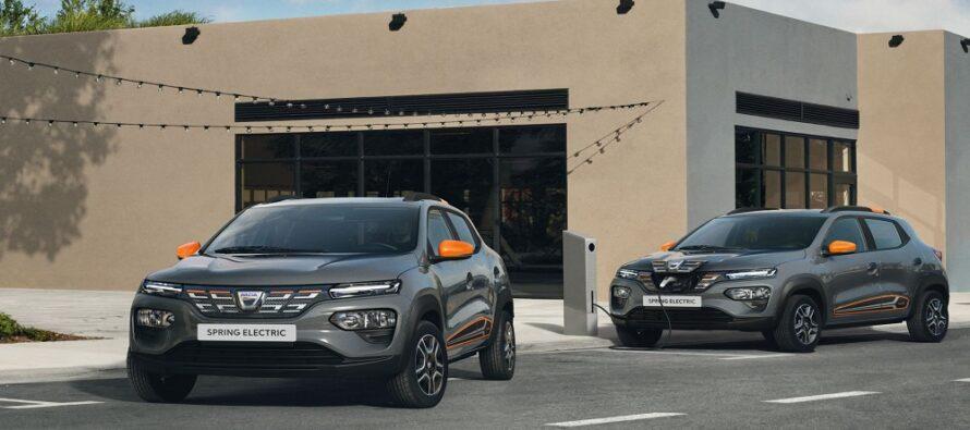 Dacia Spring: Το ηλεκτροκίνητο όχημα των «φτωχών»