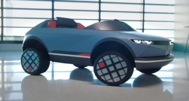 Το πιο μικρό ηλεκτρικό όχημα της Hyundai (video)