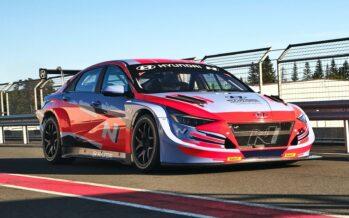 Το αγωνιστικό Hyundai Elantra N TCR