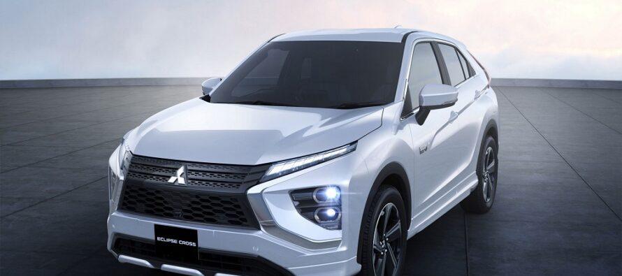 Μπορείτε να βρείτε τις αλλαγές στο ανανεωμένο Mitsubishi Eclipse Cross;