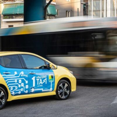Nissan Leaf taxi (4)