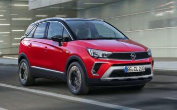 Opel Crossland: Όλες οι αλλαγές σε εμφάνιση και εξοπλισμό