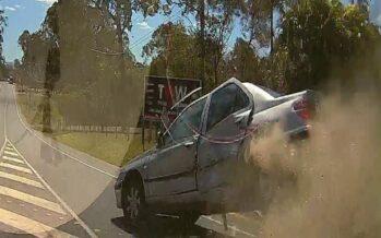 Να γιατί δεν πρέπει να προσπερνάς μονομιάς έξι αυτοκίνητα (videos)