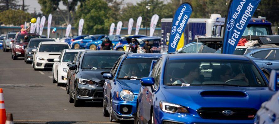 Πόσα Subaru συγκεντρώθηκαν για να κάνουν Ρεκόρ Γκίνες;