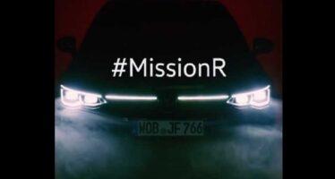 Έρχεται το νέο Volkswagen Golf R και οι 333 ίπποι του καλπάζουν (video)